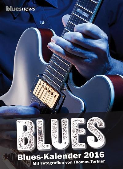 Blues-Kalender 2016